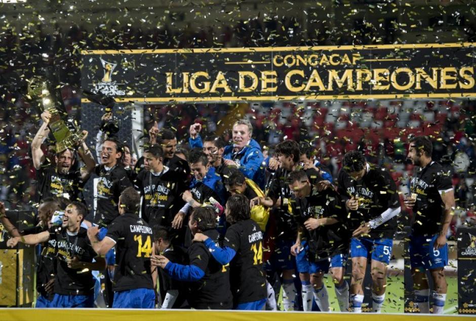 El Cruz Azul se convirtió en el primer equipo clasificado al Mundial de Clubes. (Foto: AFP)