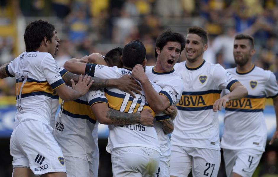 Un gol ante Tigres le aseguró el campeonato a Boca Juniors. (Foto: AFP)