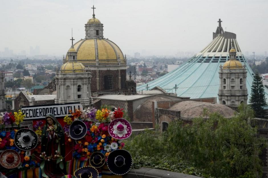 Se espera que más de 32 mil personas sigan la homilia del Papa el 13 de febrero.(Foto: AFP)