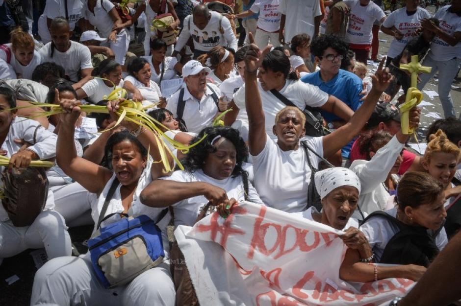 Barack Obama, que dentro de su histórica visita a la isla, se reunirá con miembros de la disidencia. (Foto: AFP)