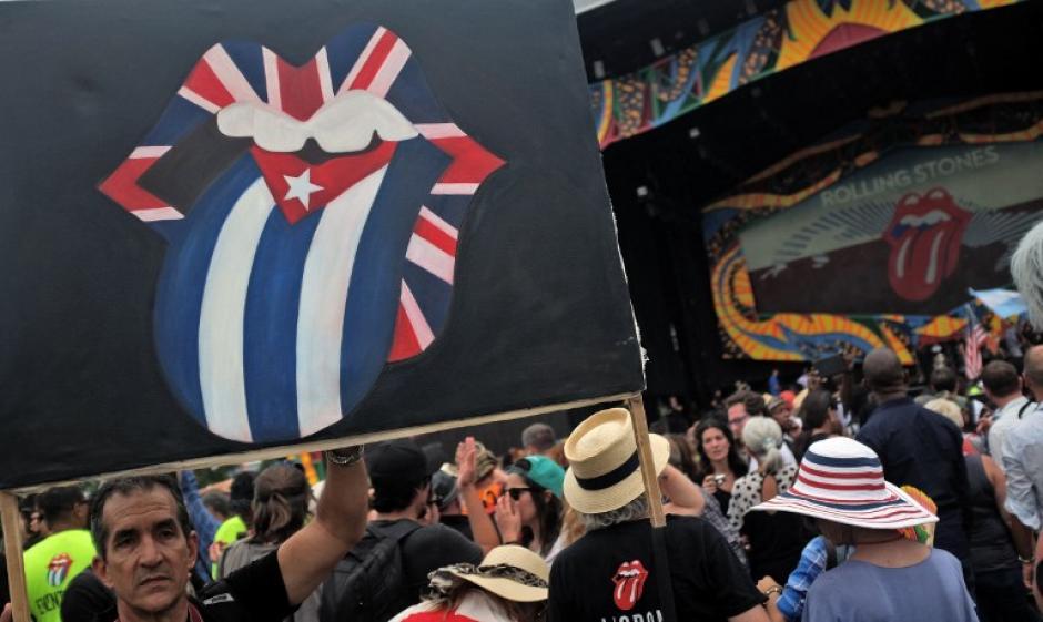 La admiración por el grupo sobrepasa edades y fronteras. (Foto: AFP)