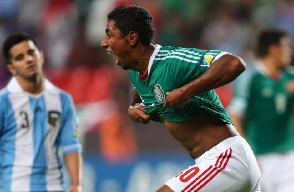 Argentina y México se enfrentarán en Estados Unidos por un juego amistoso