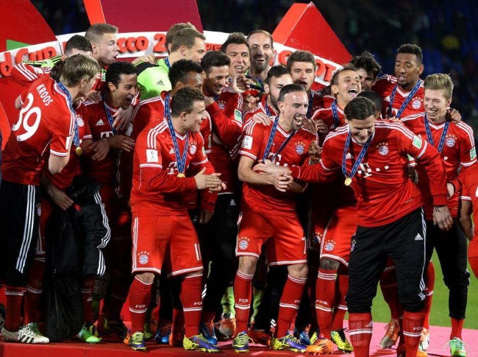 El frances Franck Ribéry fue determinante durante todo el torneo y por ello fue nombrado el mejor jugador. (Foto: AFP)
