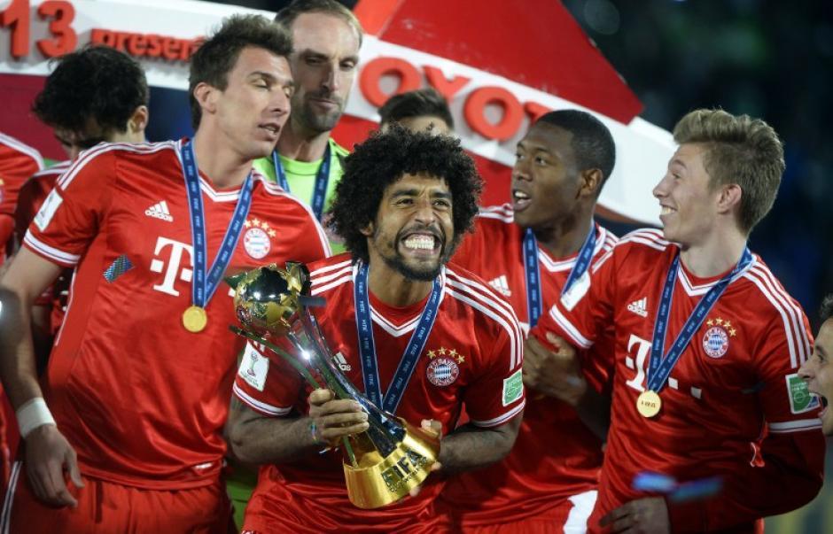 El Bayern Munich derrotó al Raja Casablanca por 2 a 0 en Marruecos. (Foto: AFP)
