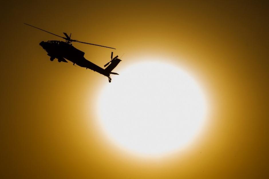 La Fuerza Aérea Israelí cuenta aproximadamente con un total de 1.000 aeronaves. (AFP)