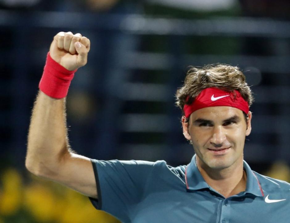 Roger Federer, Suizo, Suiza, APT, Dubai