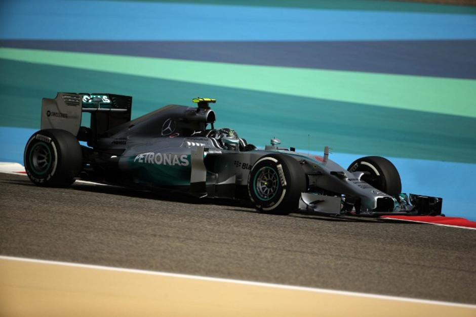 Mercedes, Bahareim, F1 2014