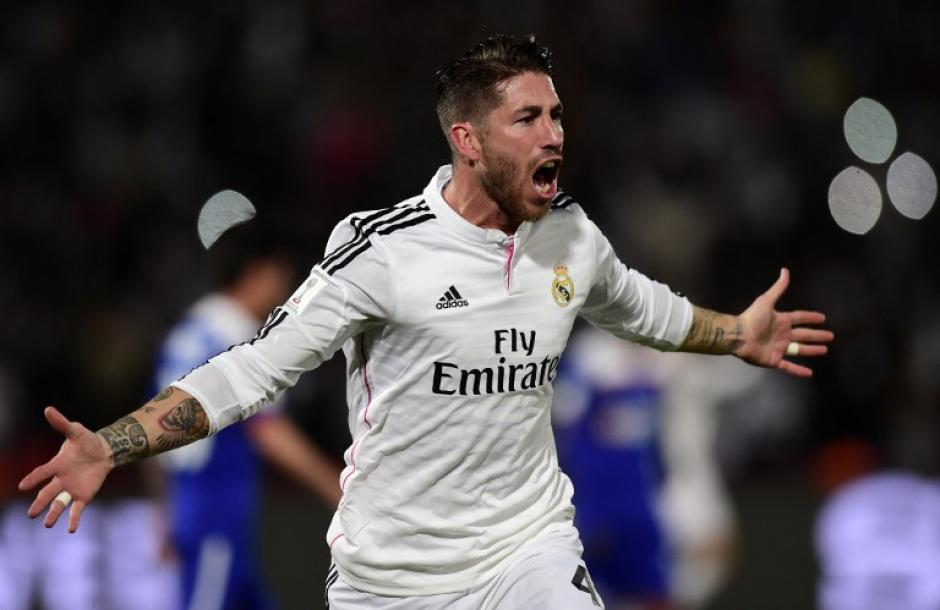 Sergio Ramos es el nuevo capitán del Real Madrid y además de ser uno de los inamovibles en la zaga defensiva, es una de las promesas de gol del Madrid