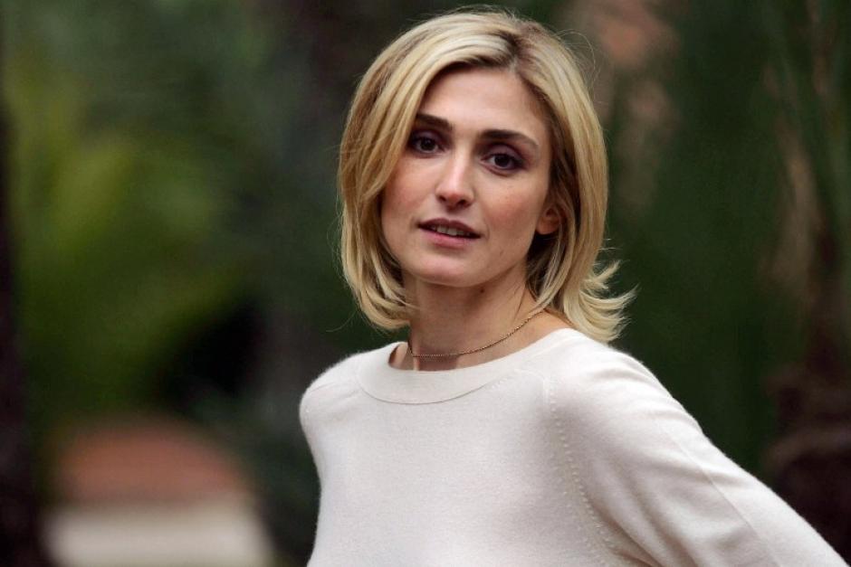 Actriz y productora, Julie Gayet es madre de dos hijos nacidos de su relación con el guionista argentino afincado en Francia Santiago Amigorena, de quien está separada. Foto AFP