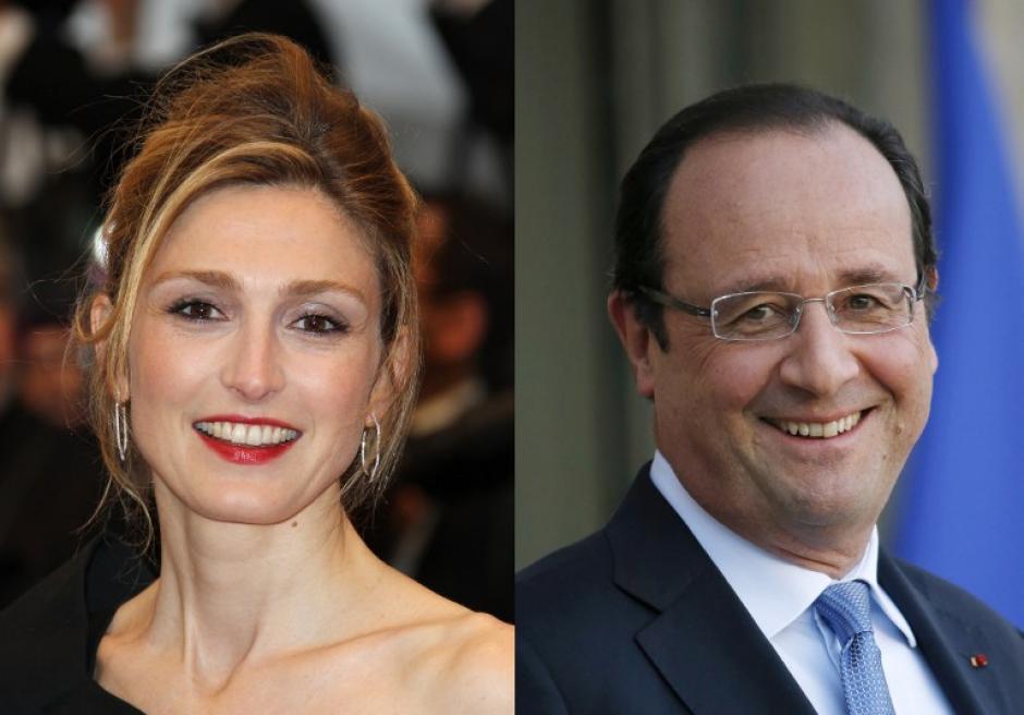 En Francia, la vida privada de los políticos en general, y la del jefe de Estado en particular, es cada vez menos tabú. Foto AFP