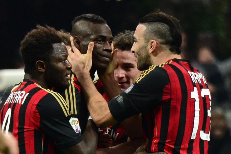 Milan, Balotelli, Calcio