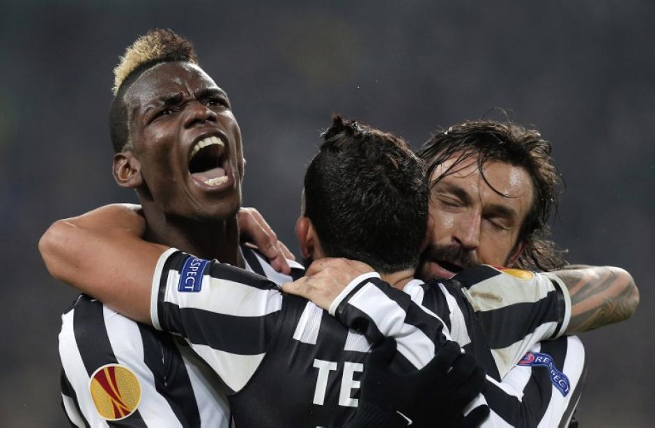 """La """"Juve"""", sólido líder del Calcio, quiere mantenerse a nueve puntos de la Roma"""