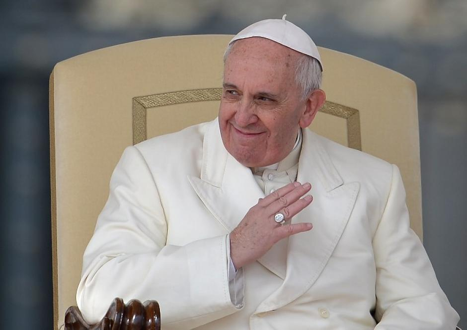 El Papa Francisco ha recibido en el Vaticano tanto a Nicolás Maduro como a Henrique Capriles