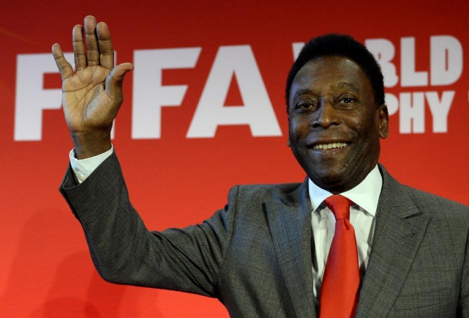 Pelé es considerado por muchos como el mejor jugador de fútbol de toda la historia