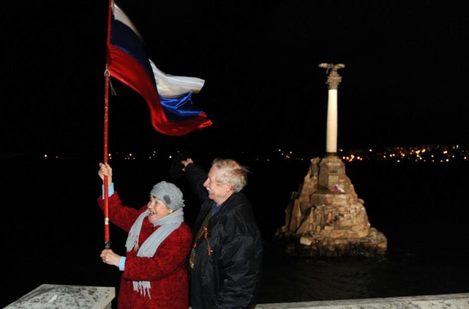 Las viejas generaciones recuerdan con nostalgia, cuando fueron parte de la Unión Soviética. (Foto: AFP)