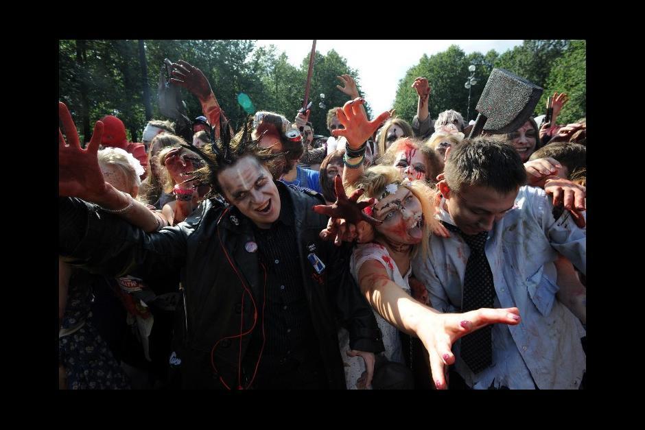 Los zombies tendrían la capacidad con terminar con la humanidad en poco tiempo. (Foto: Archivo/Soy502)