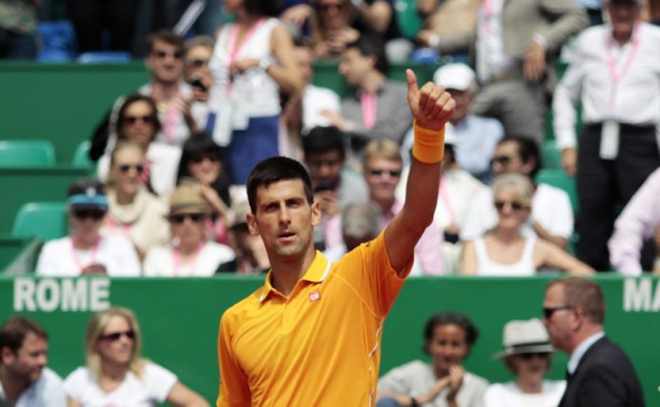 """""""Nole"""" sigue al mando del escalafón mundial de la ATP"""