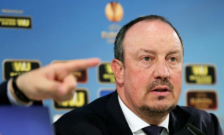 Rafael Benítez habría sido destituido del Real Madrid, información de Florentino Pérez hará oficial en una conferencia de prensa