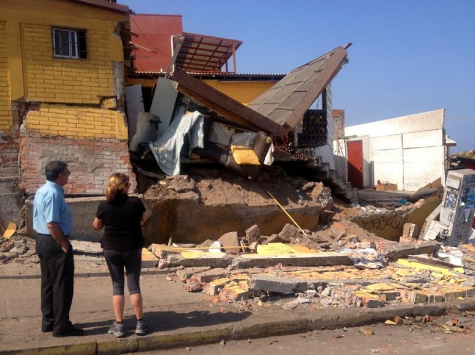 Hace años que los sismólogos advertían sobre un eventual sismo en la zona norte del país, debido a la acumulación de energía durante mucho tiempo que no se había liberado. (Foto: AFP)