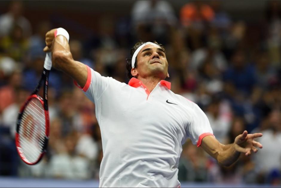Roger Federer ganó su pase a cuartos de final del Abierto de Estados Unidos, y además obtuvo su boleto al Masters de Londres