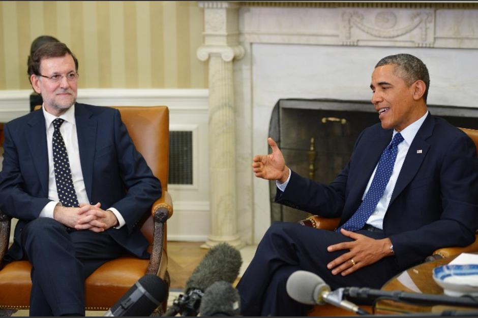 Obama y Rajoy sostuvieron una reunión en la Casa Blanca