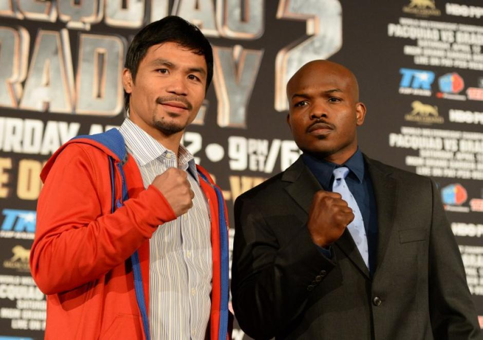 Pacquiao, Bradley, boxeo, 12 abril, revancha