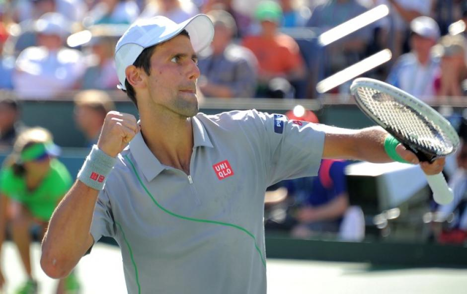 Novak Djokovic, Indian Wells, campeón