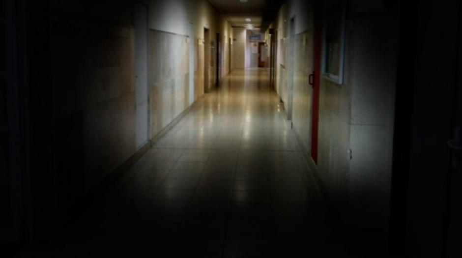 """El hospital """"El Salvador"""" será demolido. (Foto: chilevision)"""
