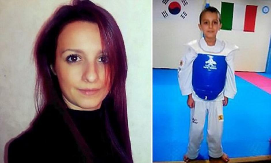 Ahora deberá enfrentar 30 años de prisión por la muerte de su hijo. (Diretta News)