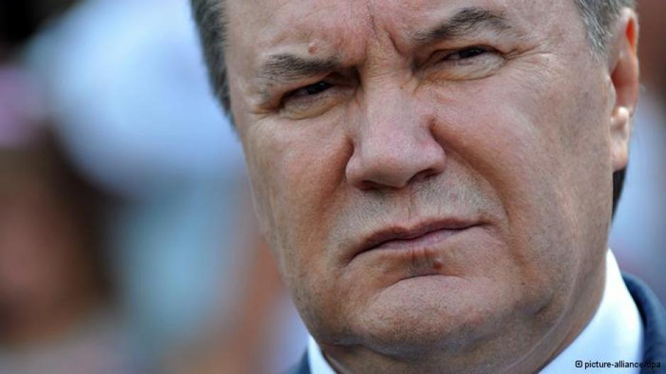 Víktor Yanukóvich brindó una conferencia de prensa en Rusia. (Foto: Picture-Alliance)