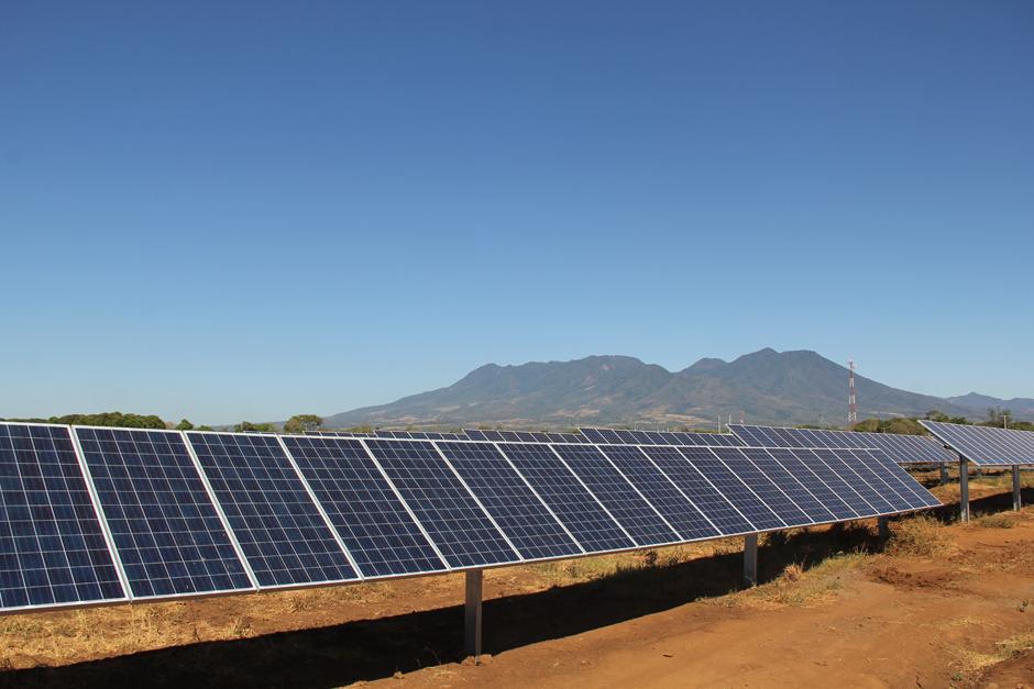 Horus Energy es la planta de energía solar más grande de Centroamérica, con más de 175 hectáreas de extensión. (Foto: Alexis Batres/Soy502)