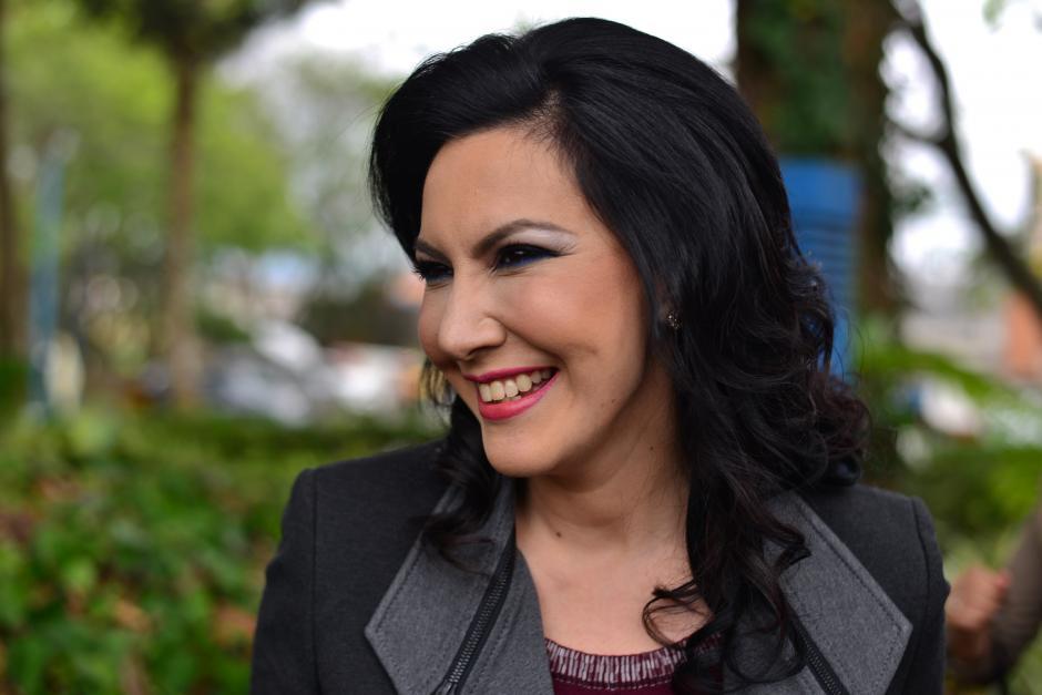 Zury Ríos recibió un revés en su intento por ser candidata presidencial. (Foto: Archivo/Soy502)
