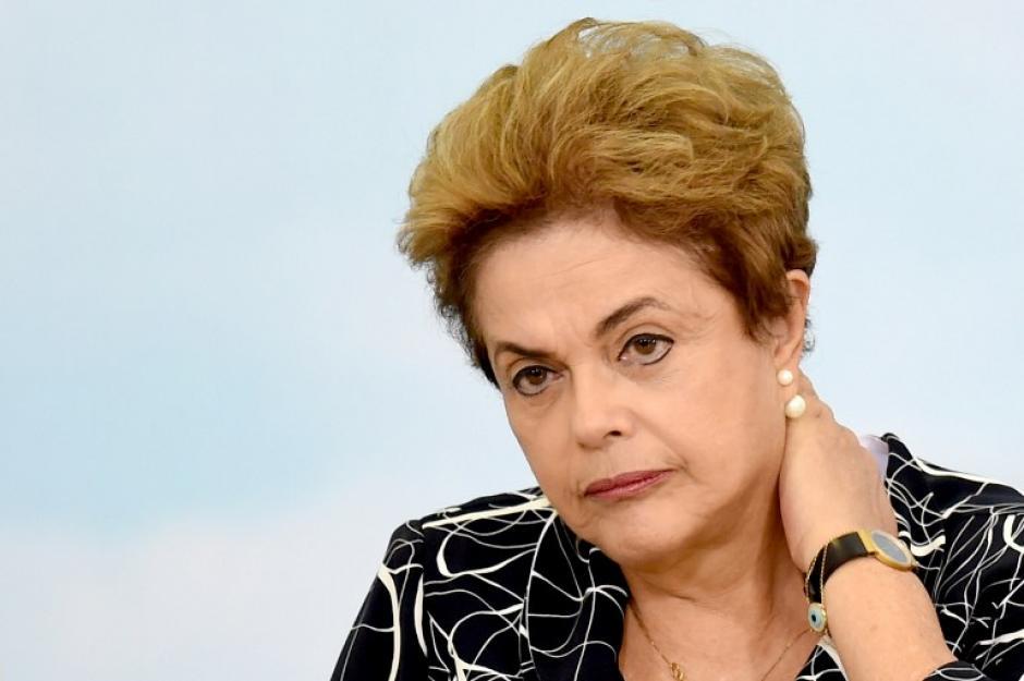 Dilma Rousseff será sometida a juicio por escándalos de corrupción en Brasil. (Foto: AFP)