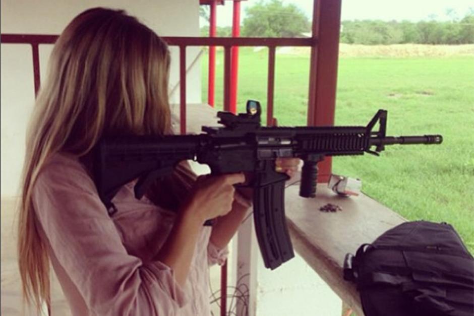 La modelo Ileana Salas es novia de Alan Pulido, jugador secuestrado este domingo. (Foto: Excelsior)