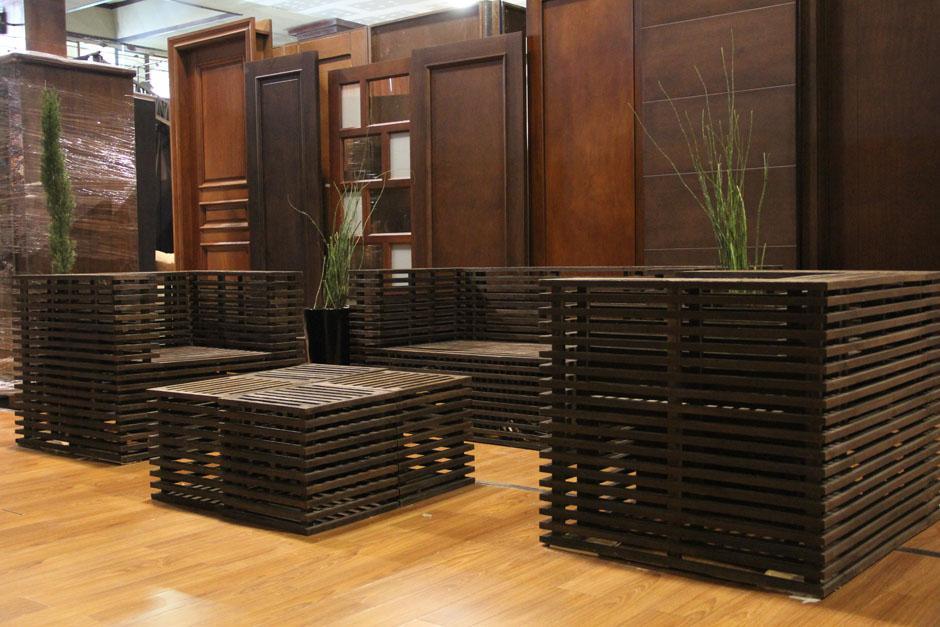Los muebles se preparan para el verano soy502 for Muebles echeverria