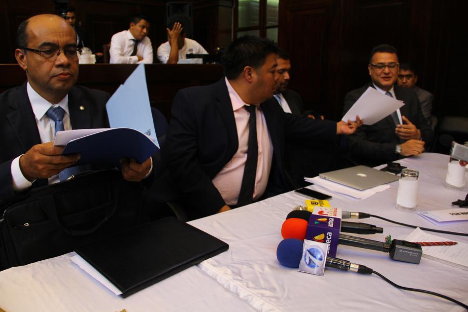 El equipo de Finanzas del FCN cambió, pues el coordinador, José Ramón Lam renunció luego que se publicara que este plagió cuatro ensayos. (Foto: Alexis Batres/Soy502)