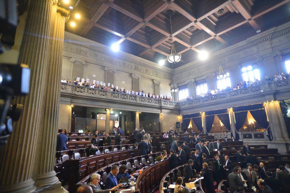 Este martes se aprobaron los primeros artículos de las reformas a la Ley Electoral, una discusión que promete varias semanas de análisis. (Foto: Wilder López/Soy502)