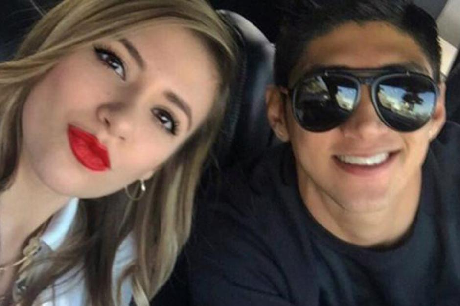 Ileana Salas fue la última persona que vio a Alan Pulido, el jugador de fútbol mexicano. (Foto: Archivo)