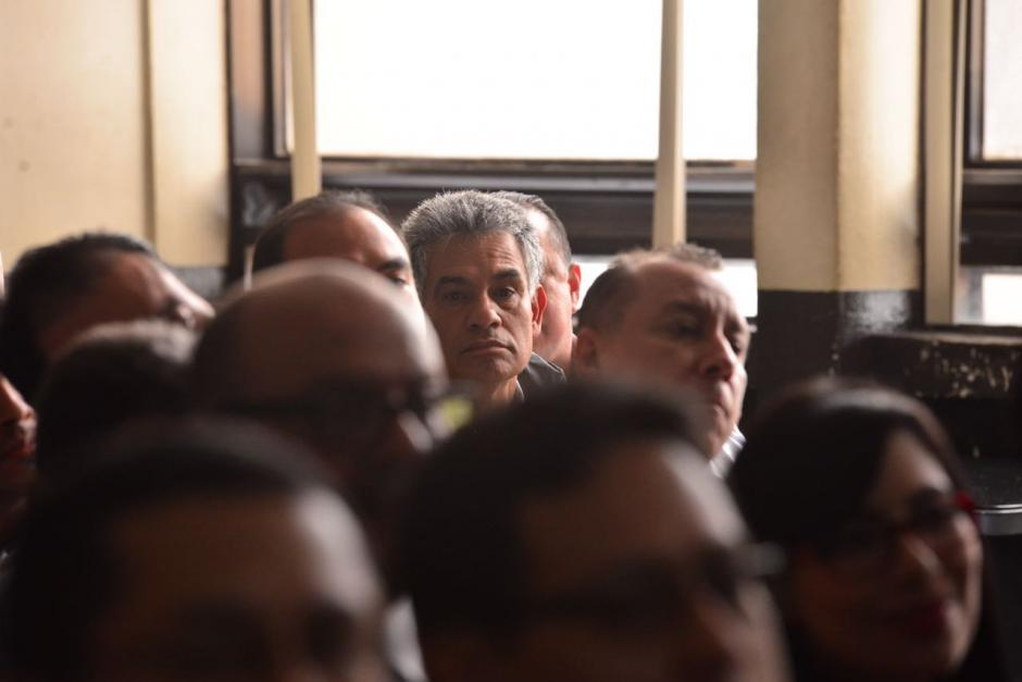 Carlos Muñoz, exintendente de la SAT entre los sindicados que seguirán esperando a resolver su situación legal. (Foto: Jesús Alfonso/Soy502)