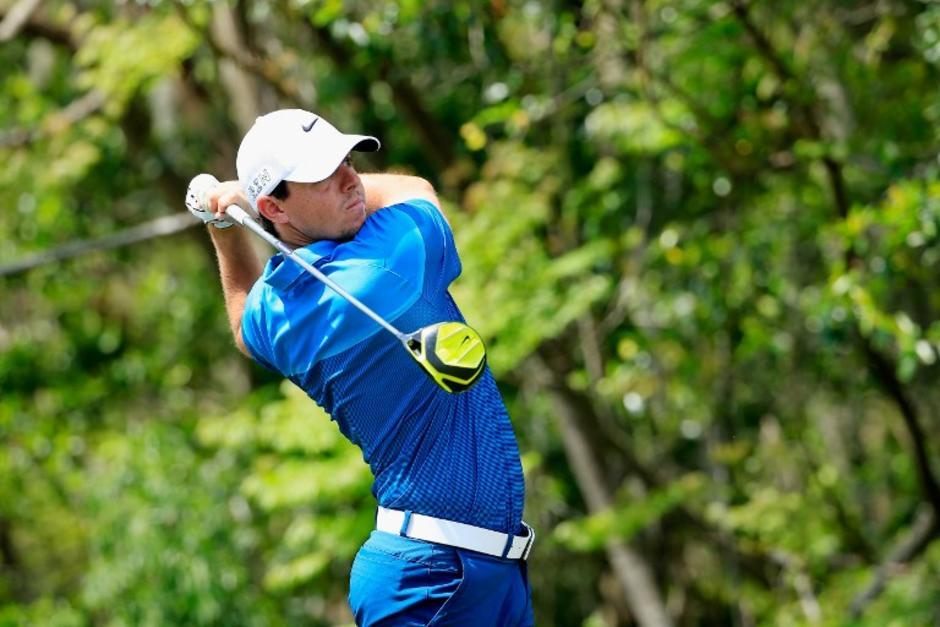 Rory McIlroy sigue al frente del escalafón mundial de la PGA