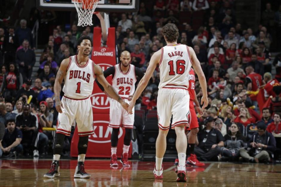 Los Bulls volvieron a conseguir una victoria y de nuevo fue de la mano de Gasol y Mirotic