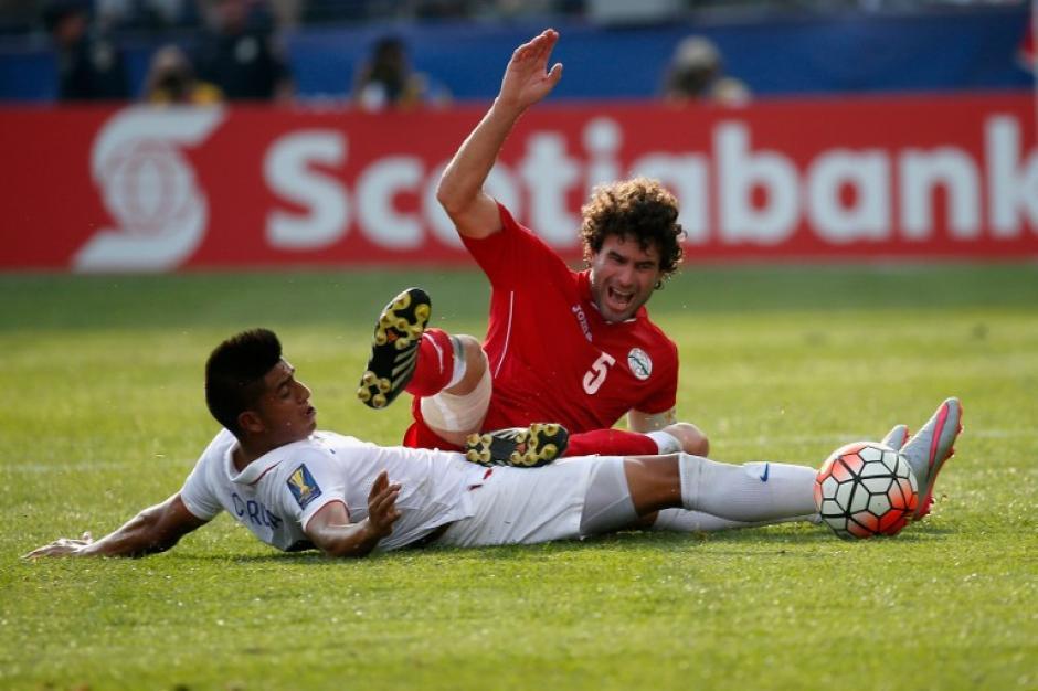 Los cubanos cayeron ante Estados Unidos y fueron eliminados de la Copa Oro. (Foto: AFP)