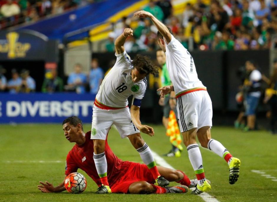 México - Panamá semifnal Copa Oro 2015 foto 04