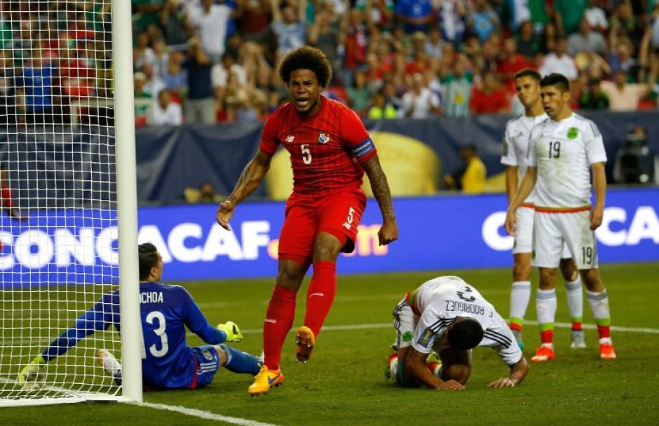 El gol de Torres parecía que sería definitivo, pero un error arbitral permitió el empate azteca. (Foto: AFP)