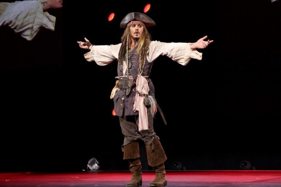 """Johnny Depp, George Lucas y Danny Elfman fueron reconocidos como """"Leyendas Disney"""""""