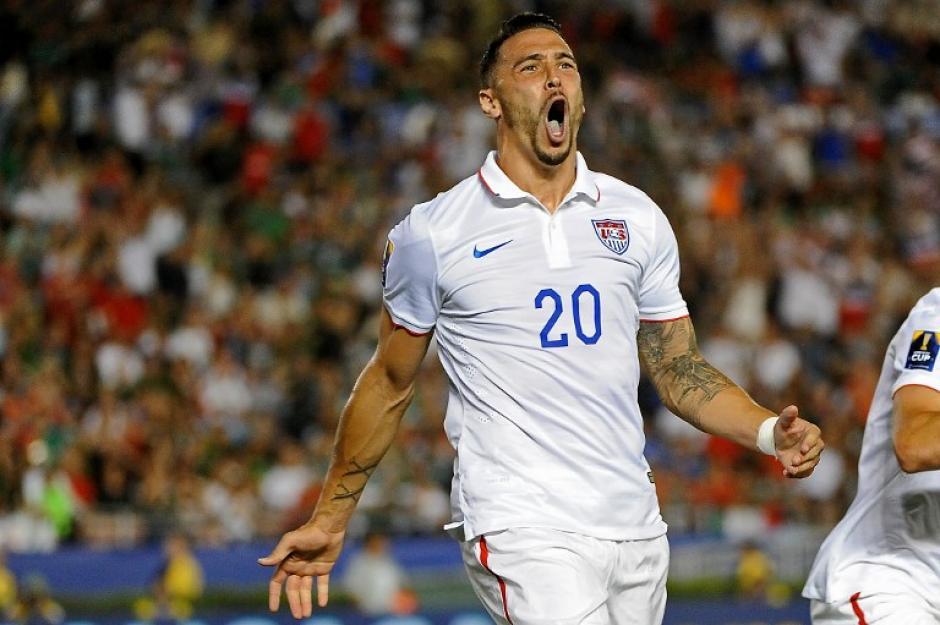 Estados Unidos había empatado temporalmente por medio de Cameron al minuto 16 del primer tiempo. (Foto: AFP)
