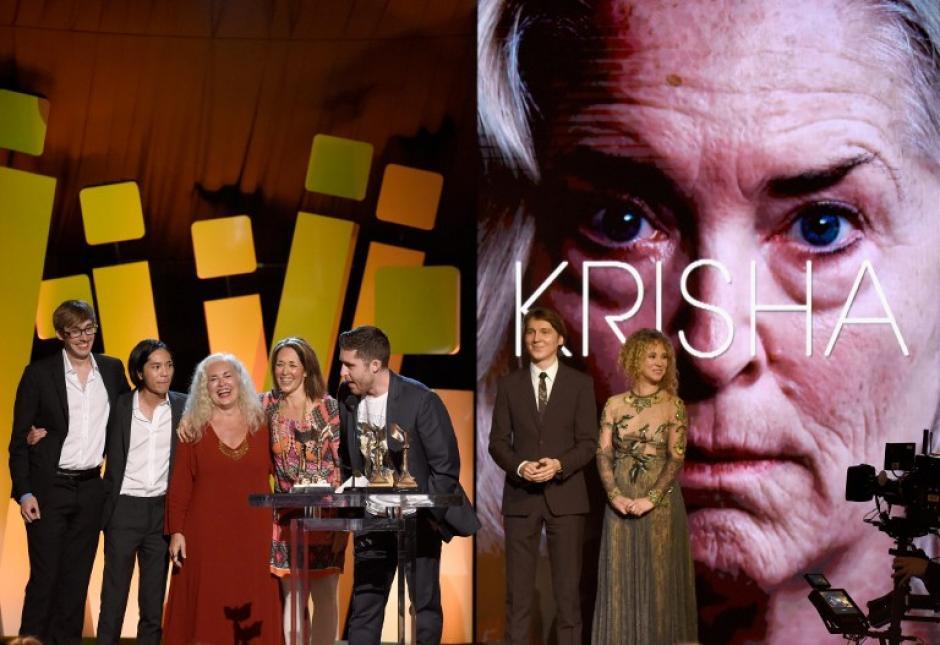 """La película """"Krisha"""", fue galardonada. (Foto: AFP)"""
