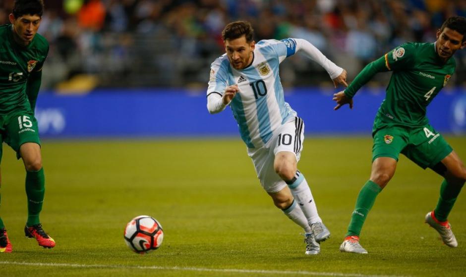 Lionel Messi ha sido el alma de Argentina. (Foto: AFP)