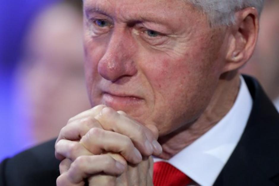 Hillary se expresó también del mandato de su esposo. (Foto: AFP)