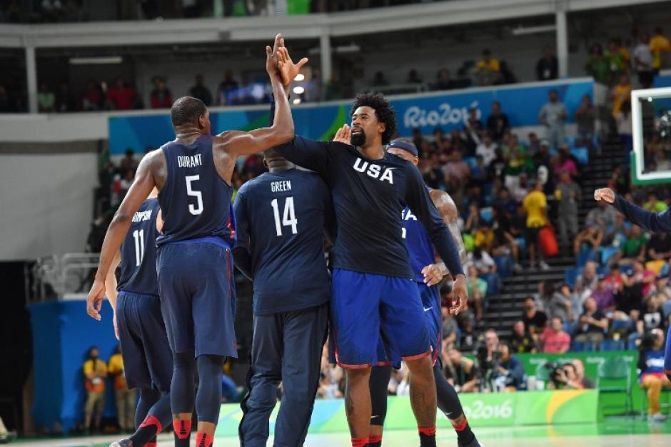Kevin Durant fue el destacado del partido con 30 puntos. (Foto: AFP)